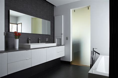Contemporary Bathroom Lighting Images by Modern Bathroom Design Lighting Design Better With The