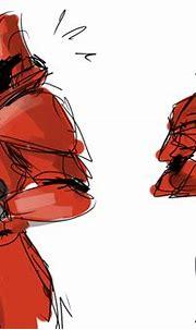 Crusader No Remorse, sketch 4 by Ayej on DeviantArt