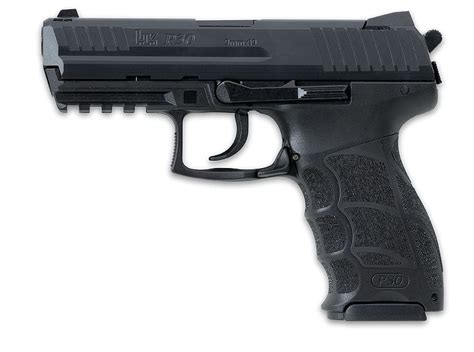 hk p   sw  debut  shot  firearm blog