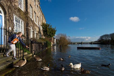 climate change  put london   york underwater