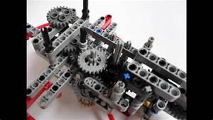 Lego Technic Clock - Building Instructions