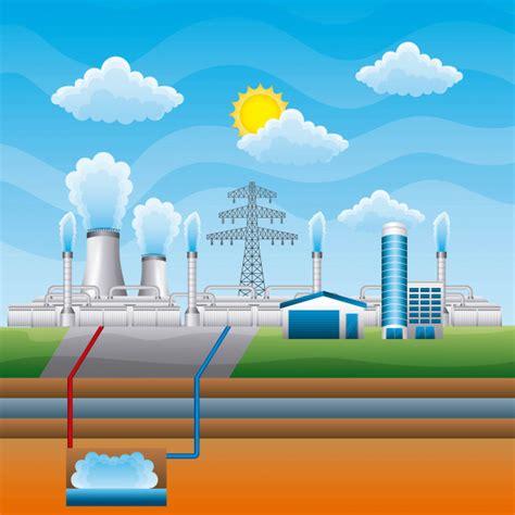 Геотермальная электростанция — ВиКи