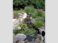 25+ Backyard Pond Designs Outdoor Designs Design