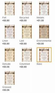 difference in invitation paper types on zazzle rustic With different types of wedding invitation paper