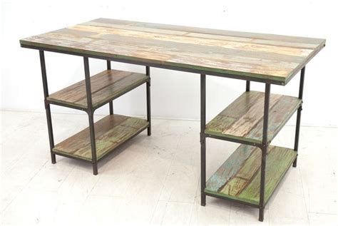 bureau en fer meuble de bureau fer
