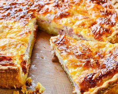 cuisine lorraine recette recette quiche lorraine simplissime