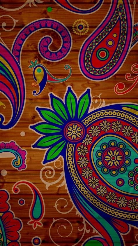 Pattern Texture Background Colorful