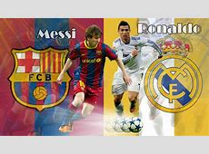 Lionel Messi vs Cristiano Ronaldo Wallpapers It's All