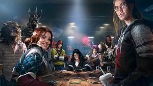 Triss Merigold Eredin The Witcher Trading Card
