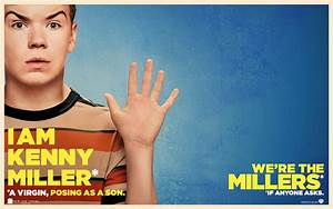 Will Poulter as Kenny Miller – We're The Millers   Live HD ...
