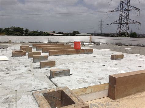 Lightweight Concrete ? Roof Systems