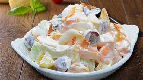 Resep donat tepung terigu protein sedang. Resep Salad Buah Untuk Jualan Yang Mudah dan Praktis