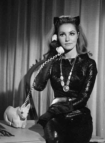 Catwoman Julie Newmar in Playboy | The Bat Channel!: Julie ...
