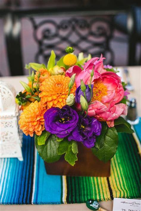 hector  jessicas fiesta wedding flowers  el paseo