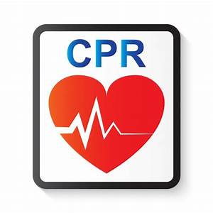 U1408 Cpr Symbol Stock Illustrations  Royalty Free Cpr Images