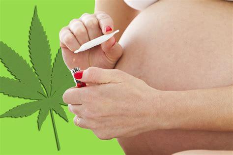 Mums Smoking Weed During Pregnancy To Beat Morning