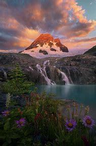 Alaska Mountain Photography