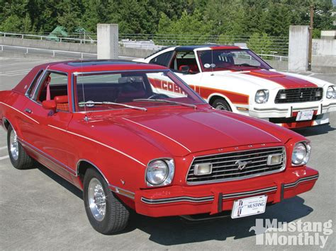 1978 Mustang Ii by 1974 Mustang 1978 Cobra Ii Would Loved The