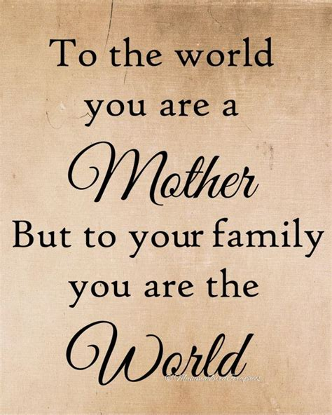 vintage   world    mother quote words
