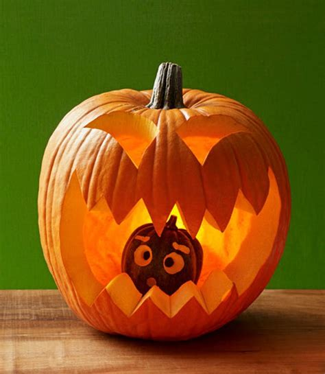 50 Creative Pumpkin Carving Ideas  Brit + Co. Easter Camping Ideas Uk. Baby Shower Ideas Hello Kitty. Nail Color Ideas For Valentines Day. Color Braces Ideas. Fireplace Ideas For Living Room. Xmas Gender Reveal Ideas. Room Shelving Ideas. Outfit Ideas September