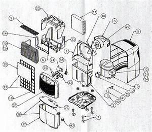 Portable Dehumidifier Repair Help