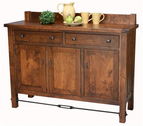 Amish Sideboard amish sideboard from dutchcrafters