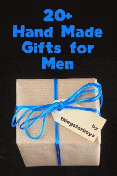 handmade gift ideas  men  wwwthingsforboyscom