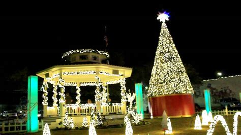 christmas light show the grinch grapevine tx youtube