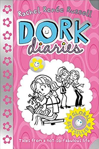 Dork Diaries (book 1) By Rachel Renee Russell New