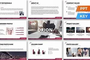 Orion Presentation Template ~ PowerPoint Templates ...