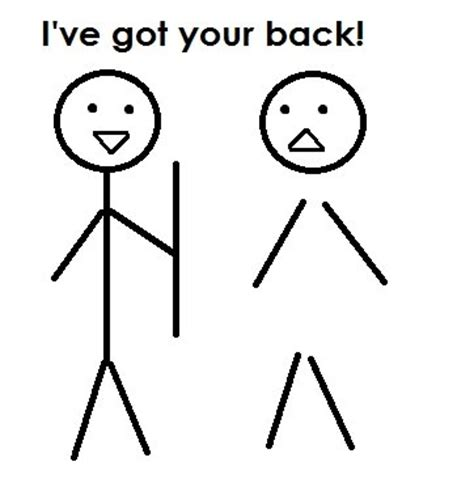 i got your back funny quotes
