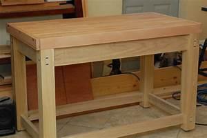 woodworking workbench « Cross Grain
