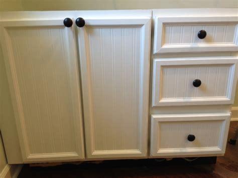 flat kitchen cabinet doors makeover update cabinet doors from plank panel to bead beautiful 8949