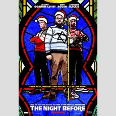 The Night Before Trailer Rogen Leads Christmas Comedy Collider