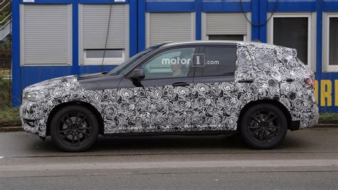 2018 Bmw X3 Not To Be Revealed Until August 2017