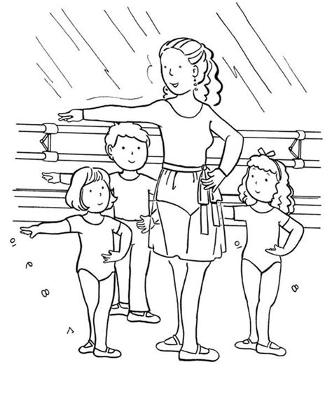 ballet tutu coloring pages coloring sky