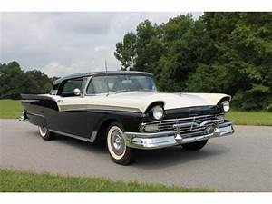 1957 Ford Fairlane 500 For Sale On Classiccars Com