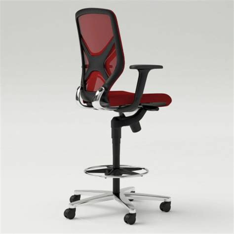 in and on counter height office task chairs