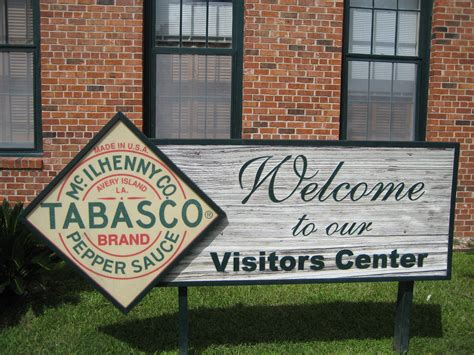 The Tabasco sauce factory and Jungle Gardens (alligator ...
