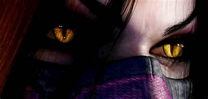 Mileena Kombat Mortal Eyes Characters Rwby Curiosidades