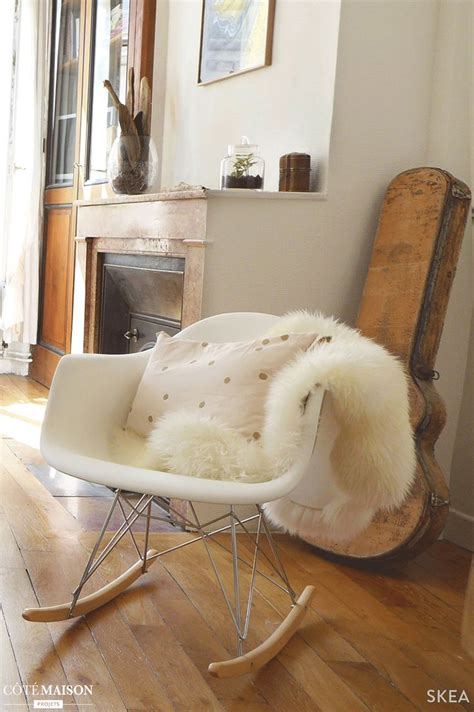 chaise fourrure les 166 meilleures images à propos de cocooning sur espaces architectes et hiver
