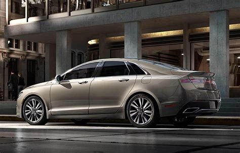 2018 Lincoln Mkz Release Date, Price, Specs