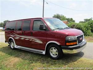 2006 Gmc Savanna 1500 Majestic Specialty Vehicles Custom