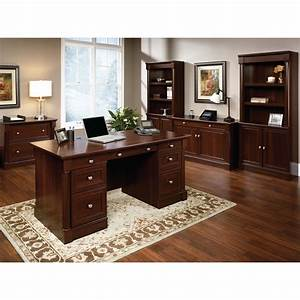 Sauder, Palladia, Office, Furniture, Collection
