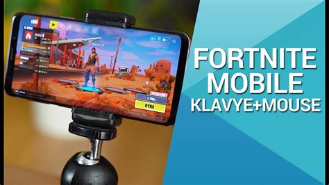 fortnite mobile klavye ve mouse ile nasil oynanir