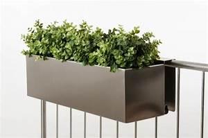 Blumenkasten Für Geländer : balkonkasten blumenkasten edelstahl binox geb rstet blumenk sten balkonk sten ~ Frokenaadalensverden.com Haus und Dekorationen