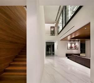 Metallic Exterior Meets Modern Interiors At Singapore39s