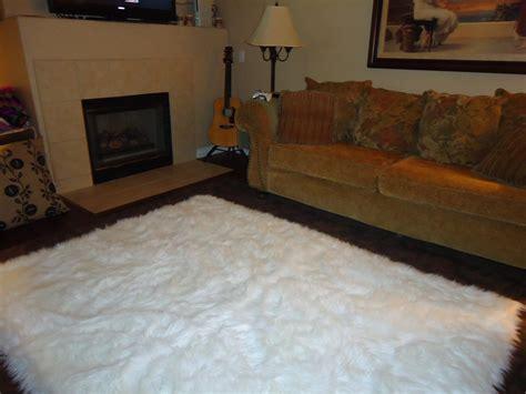 big fur rug rug roselawnlutheran