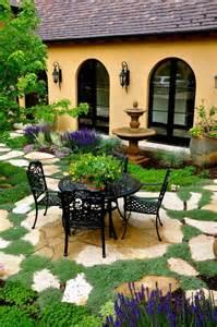 nice tuscany style garden patio landscape ideas tuscany