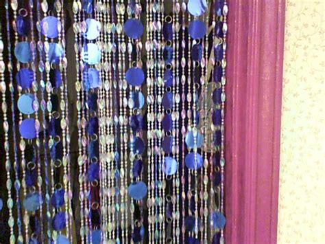 purple beaded curtains pop beaded curtain purple violet iridescent 3 ft x